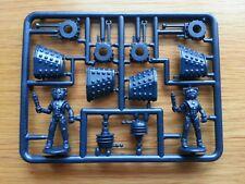 Doctor Who Cybermen & Dalek Citadel Miniatures RPG Figures Set Model Plastic Kit