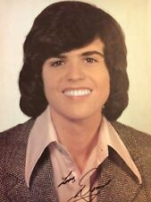 Donny Osmond, The Osmonds Brothers, Marie Osmond, Double Full Page Vintage Pinup