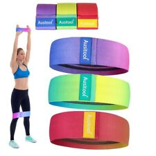 Women Resistance Bands Booty Glutes Hip Circle Legs Exercise Yoga