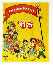 1968 Strombecker Tootsietoy Dealer Trade Catalog with Store Displays