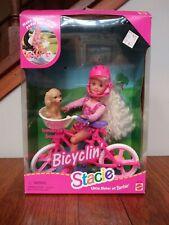 Vintage 1996 Bicyclin' Stacie No.16734 By Mattel