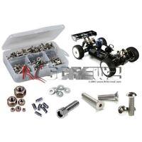 RC Screwz Team Losi 8IGHT 3.0 Nitro Buggy Stainless Screw Set Kit LOS069 FREE SH