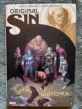 Original Sin by Jason Aaron Hardcover Marvel Comics