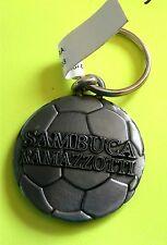 Ramazzotti Sambuca Soccer Ball Key Chain Sambuca New
