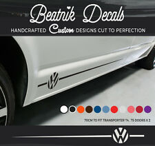 VW Sticker T4 T5 T6 Golf Scirocco Beetle Toureg Caddy Stripe Graphic