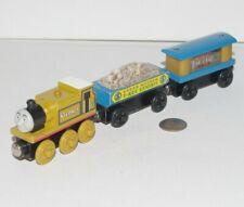 Thomas Friends Wooden Railway Train Tank Stepney & Museum Cars Rex Fossil Jewel