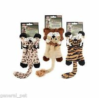 Spot Skinneeez Flat Cats Dog Toy 12 inch Random Styles & Colors 1 Toy