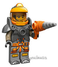 LEGO MINIFIGURES SERIE 12 - MINIFIGURA SPACE MINER 71007 - ORIGINAL MINIFIGURE