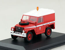 Land Rover 1/2 Tonner RAF Royal Air Force rot 1:43 Oxford Modellauto LRL003