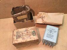 Vintage Sangamo Signal Transformer 820910 NEW OLD STOCK Military Radio Equipment