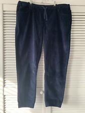 New listing Corduroy Yachting Climbing Hiking Trousers Joggers Jeans 58 XXXL 3XL 42 44 NWOT