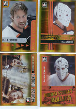 2011/12 ITG Broad Street Boys STARS GOLD Lot only 50 of each Flyers card exist !