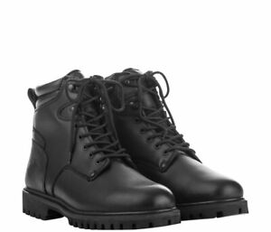 Highway 21 RPM Leather Motorcycle Boot
