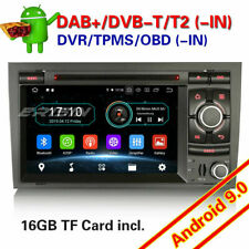Kenwood radio para audi a4 b7 Chorus Concert activamente mp3 USB iPhone Android set