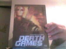 D-V-D de Death games la victoire ou la mort