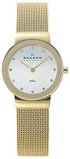 Skagen 358SGGD Women's Gold Tone Watch