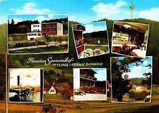 Pension Sonnenhof , Ittling / Fränk. Schweiz ,Ansichtskarte, gelaufen
