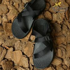 Chaco Mens Size 14 Black ZVOLV Outdoor Sandals