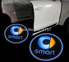 Luci proiettori Led portiera logo SMART luce cortesia led FORTWO FORFOUR ROADSTE