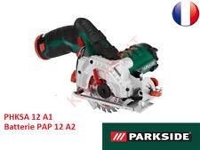 PARKSIDE® Scie circulaire sans fil PHKSA 12 A1, 12V