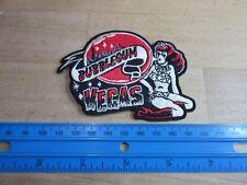 Patch Bubblegum Las Vegas PIN-UP STRIP Hot Rod Nose Art rockybilly v8 US Car