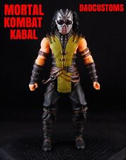 CUSTOM DCU DC UNIVERSE MARVEL LEGENDS PS4 XBOX 1 STYLE MK9 X MORTAL KOMBAT KABAL