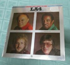 LA4 (LP) JUST FRIENDS [US 1978 CONCORD CJD-1001 *DIRECT TO DISC *BOSSA NOVA] RAR