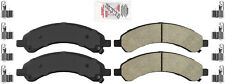 Disc Brake Pad Set-Cutaway Van Rear Autopartsource PRC989