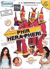 PHIR HERA PHERI - SUNIL SHETTY - NEW ORIGINAL BOLLYWOOD DVD