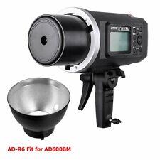 Godox AD600BM 600W HSS 1/8000s Portable Bowens Mount Studio Strobe Battery Flash