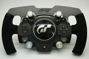 Thrustmaster  T-GT  F1 Racing Gaming Carbon Fiber Sim Wheel MOD DIY