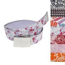 Cinturones de mujer de algodón