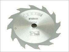 Black & Decker - Circular Saw Blade 160 x 16mm x 12T Fast Rip