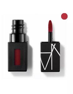 BNIB NARS Powermatte Lip Pigment 2ml - 2779 Starwoman - Dark Red
