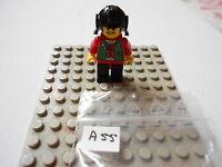 LEGO  VINTAGE  MINIFIG  OMINO  6088   Ninja - Robber,