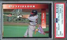 1998 ARKANSAS Travelers #2 J.D. DREW Cardinals Pre Rookie RC PSA 9 MINT