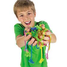 Glitter Sticky Hands 72pc Bright Colors Kids Party Favors ArcadeToys Prizes