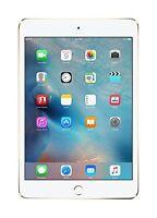 "Apple iPad Mini 4  7.9"" Tablet 1.50GHz 128GB iOS 9 - Gold (MK9Q2LLA)"