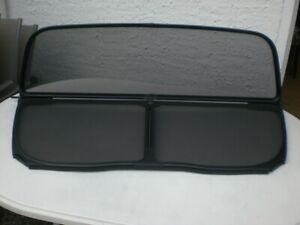 Audi A4 Windschott Wind deflector Frangivento / Filet anti remous
