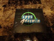 Spys4Darwin RARE CD Alice In Chains Sponge Queensryche Chris DeGarmo SEALED OOP