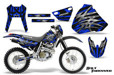HONDA XR 400 XR400 96-04 GRAPHICS KIT CREATORX DECALS STICKERS BTBLNP