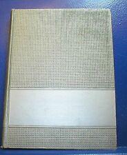 1936 INDIANA UNIVERSITY of PA Yearbook // Indiana, PA