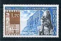 MONACO - 1981, timbre 1278, INSTITUT OCEANOGRAPHIQUE, neuf**