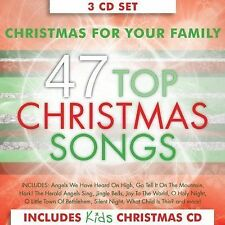 Christmas for Your Family - V/A Compact Disc 3 disc CD
