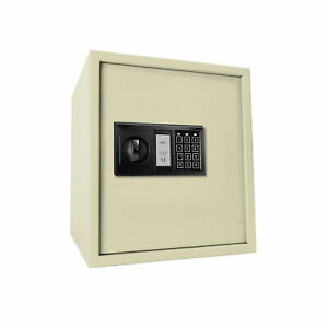 FAULTY LARGE ELECTRONIC DIGITAL SECURITY STEEL SAFE