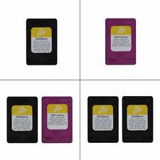 Refilled HP 304 Black / Colour Ink Cartridges For DeskJet 2630 Inkjet Printer