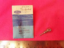 NOS 1955 1956 1957 55 56 Thunderbird 57-66 f-100 Windshield Washer Nozzle Pickup