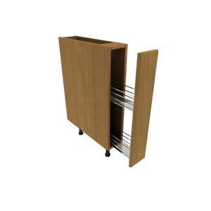 Kitchen Units Cupboards SOLID WOOD SHAKER NATURAL OAK Doors   15% OFF Over £499