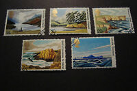 GB 1981 Commemorative Stamps~National Trust~Very Fine Used Set~(ex fdc)UK Seller