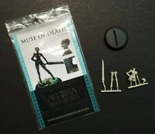 Muse of Death Agora 32mm Resin Miniature
